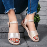 Sandale dama bej Lobasia