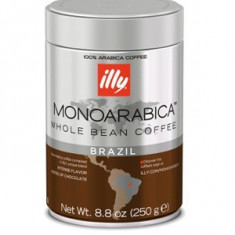 Illy Monoarabica Brazilia Cafea Boabe 250g