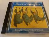 Muzica de craciun - 954, CD