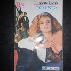 CHARLOTTE LAMB - DORINTA