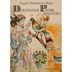 Dur-Pandur, Pasare Maiastra - Angela Dumitrescu-Begu