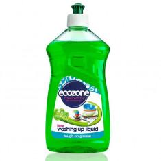 Solutie cu lime pentru spalat vase, Ecozone, 500 ml