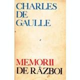 Memorii de razboi. Chemarea. 1940 - 1942