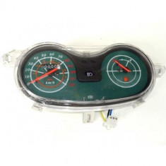 Bord scuter kilometraj model mare
