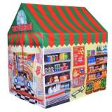 Cumpara ieftin Cort de joaca Ecotoys Supermarket 8167