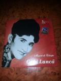 Gabi Lunca Cd audio colectia Jurnalul National
