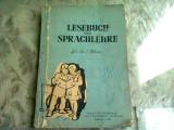 LESEBUCH UND SPRACHLEHRE (CARTE DE CITIRE CLASA A I-A)