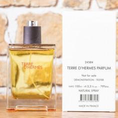 Hermes Terre D`Hermes 100 ml   Parfum Tester
