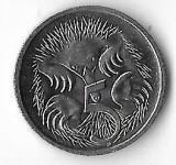 Moneda 5 cents 1998 - Australia