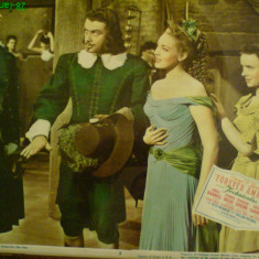 afis VECHI ,ORIGINAL,  film american FOREVER AMBER .