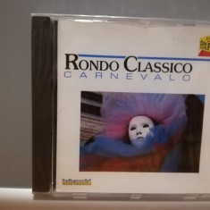 Rondo Classico - Carnevalo (1990/BMG/Germany) - ORIGINAL/ stare: Nou