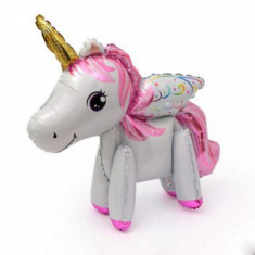 Balon folie Unicorn magic 3d 80 cm