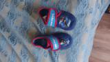 Papuci grădiniță/casă copii Paw Patrol mărimea 25, Albastru