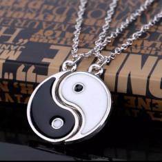 Pandantiv, set pandantive yin si yang, perfect pt Valentine's Day