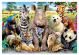 Puzzle Educa - School Class Photo 1000 piese