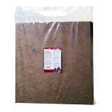 Decor natural terariu NUCĂ DE COCOS 50x50cm - 4 bucăţi