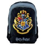Ghiozdan gimnaziu Pigna Harry Potter negru Hogwarts HPRS1876-3, Fata, Rucsac
