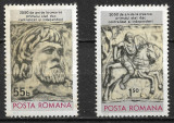România - 1978 - LP 974 - Formarea statului dac - serie completă MNH, Nestampilat