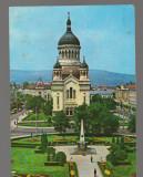 CPIB 17224 CARTE POSTALA - CLUJ NAPOCA. CATEDRALA ORTODOXA, Circulata, Fotografie