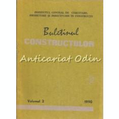 Buletinul Constructiilor II - Florin Chiriac, Dan Dumitrescu, Iorgu Nicula