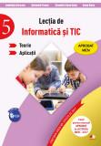 Lectia de Informatica si TIC. Clasa a V-a