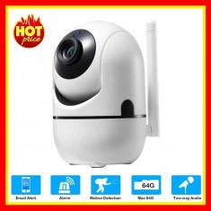 Camera Wireless Supraveghere IP Vedere timp Noapte HD720P