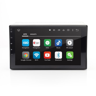 "Player multimedia 2 DIN, cu Touchscreen 7"", Android 6.0.1 Best CarHome foto"