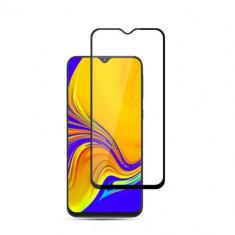 Folie Sticla Protectie Display Samsung Galaxy A50 Acoperire Completa Neagra