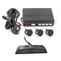 Set senzori de parcare cu afisaj LED+semnal acustic SP002 Best CarHome