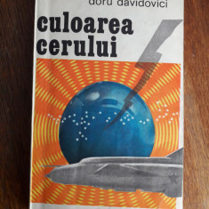 Culoarea cerului - Doru Davidovici / R3P2F
