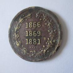 Cumpara ieftin Rara! Medalia Carol I Proclamația Regatului 14-16 martie 1881