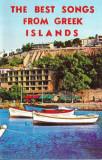 Caseta audio Various – The Best Songs From Greek Islands, originala, Casete audio