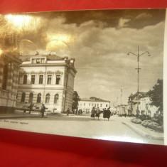 Ilustrata Bacau - Sfatul Popular Regional circulat 1959