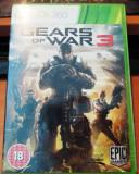 Gears of War 3, XBOX 360, original, alte sute de titluri