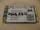 Placa wireless laptop Asus A7U, Intel Wireless WiFi 4965AGN MM2