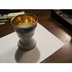 GE - Cupa / Vas deosebita portelan / nemarcata / fara defecte