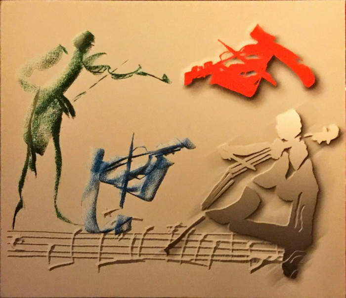 Cvartetul Ad Libitum - Schubert, Haydn, Puccini, Gershwin, Mahler.. (1 CD)