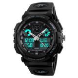 Cumpara ieftin Ceas Barbatesc SKMEI CS880, curea silicon, digital watch, functie cronometru, alarma