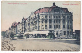 #2399- Romania, Temesvár, Timisoara carte postala circulata 1913: Palatul Loyd