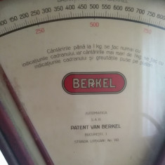 Cantar balanta Berkel