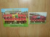 STEAUA BUCURESTI POZA +CALENDAR ANUL 1986