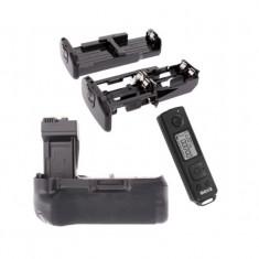 Grip Meike MK-550DR cu telecomanda wireless pentru Canon EOS 550D 600D 650D 700D