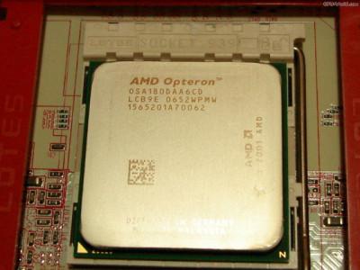 Procesor AMD Opteron /  Socket 939 /  2,4 GHz / OSA180DAA6CD foto