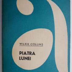 Piatra lunei – Wilkie Collins