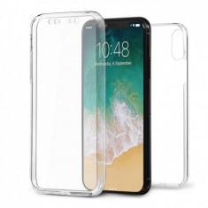 Husa Invizible 360 de grade (fata-spate) pentru iPhone XR ,Silicon