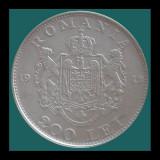ROMANIA KM#63 - 200 Lei 1942 - Ø24mm - 5.9g