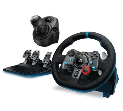 Volan LOGITECH Driving Force G29 PS4/PS3/PC + schimbator