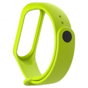 Curea Compatibila Xiaomi Mi Band 3 / Mi Band 4 ,Silicon, Verde