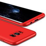 Cumpara ieftin Husa Samsung Galaxy S8 Plus - GKK Protectie 360° Rosie