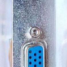 Bracket pentru port VGA cu cablu intern pentru placa de baza AT